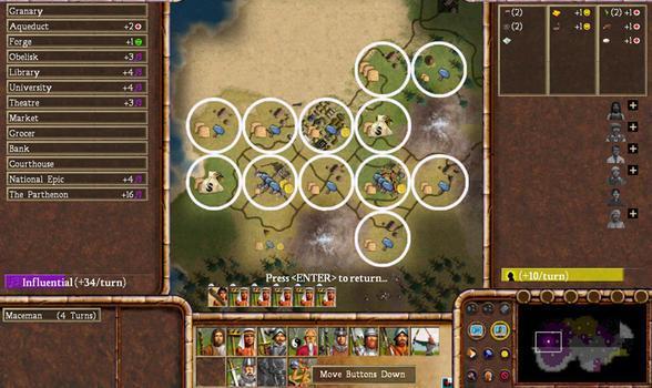 Sid Meier's Civilization® Franchise Pack on PC screenshot #6
