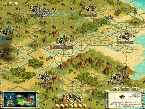 Sid Meier's Civilization® Franchise Pack on PC screenshot #2