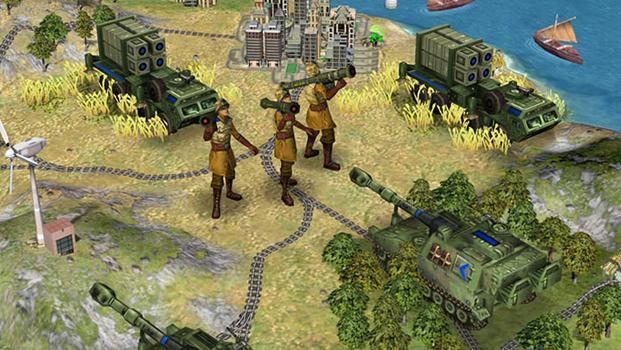 Sid Meier's Civilization® IV: Beyond the Sword (MAC) on PC screenshot #2