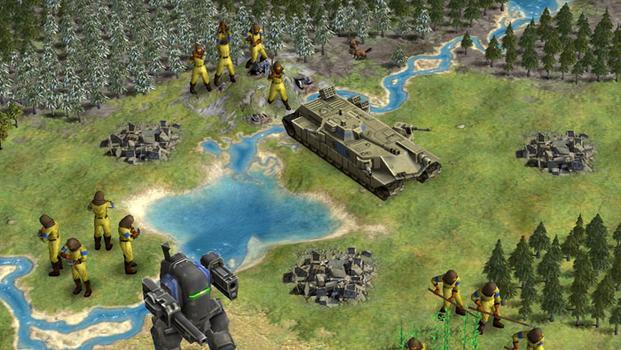 Sid Meier's Civilization® IV: Beyond the Sword (MAC) on PC screenshot #1