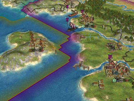 Sid Meier's Civilization® IV: Warlords (MAC) on PC screenshot #5