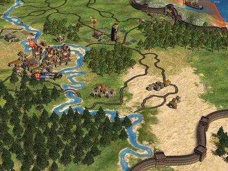 Sid Meier's Civilization® IV: Warlords (MAC) on PC screenshot #4