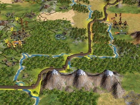 Sid Meier's Civilization® IV: Warlords (MAC) on PC screenshot #1