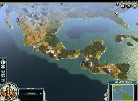 Sid Meier's Civilization® V: Cradle of Civilization Bundle (MAC) on PC screenshot #1