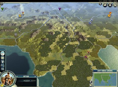 Sid Meier's Civilization® V: Cradle of Civilization - Asia on PC screenshot #1