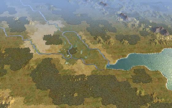 Sid Meier's Civilization® V: Cradle of Civilization - Mesopotamia on PC screenshot #1