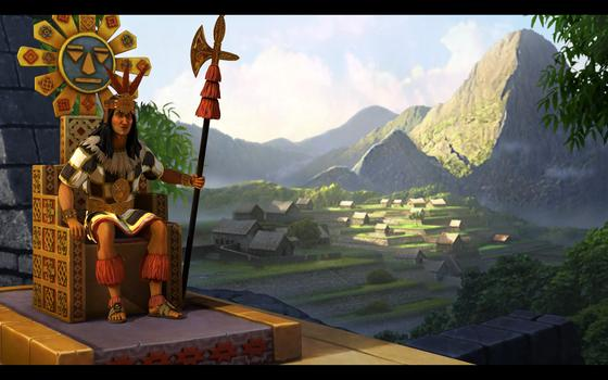 Sid Meier's Civilization® V: Double Civilization and Scenario Pack - Spain and Inca on PC screenshot #1