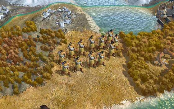 Sid Meier's Civilization® V: Double Civilization and Scenario Pack - Spain and Inca on PC screenshot #2