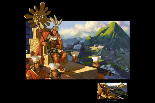 Sid Meier's Civilization® V: Double Civilization and Scenario Pack - Spain and Inca on PC screenshot #5