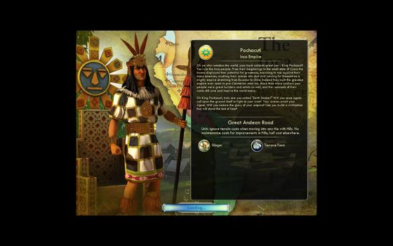 Sid Meier's Civilization® V: Double Civilization and Scenario Pack - Spain and Inca on PC screenshot #6