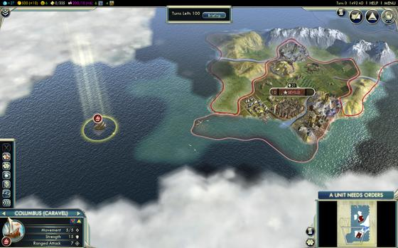 Sid Meier's Civilization® V: Double Civilization and Scenario Pack - Spain and Inca on PC screenshot #7