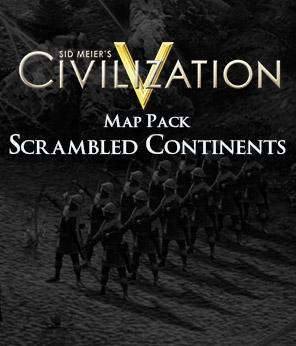 Sid Meier's Civilization® V: Scrambled Continents