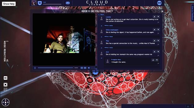 Cloud Chamber on PC screenshot #8