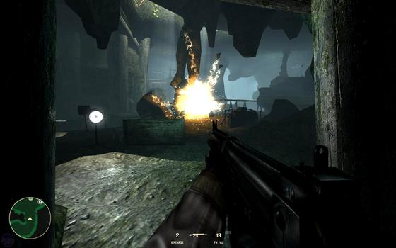 Code of Honor 2: Conspiracy Island on PC screenshot #3