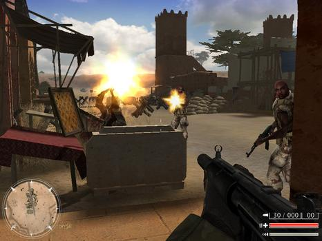 Code of Honor: The French Foreign Legion on PC screenshot #2