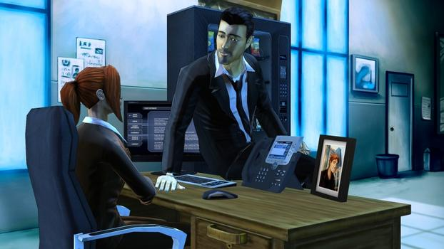 Cognition: An Erica Reed Thriller - Game of the Year Edition on PC screenshot #4