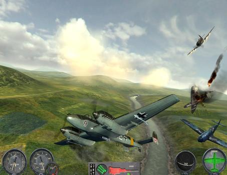 Combat Wings: Battle of Britain on PC screenshot #7