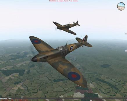 Combat Wings: Battle of Britain on PC screenshot #6