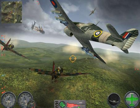 Combat Wings: Battle of Britain on PC screenshot #2