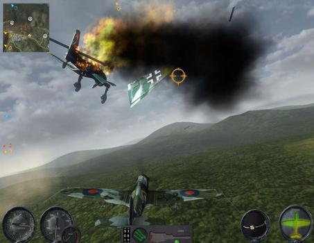 Combat Wings: Battle of Britain on PC screenshot #1