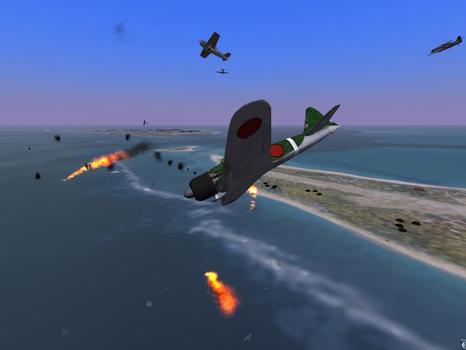 Combat Wings on PC screenshot #1