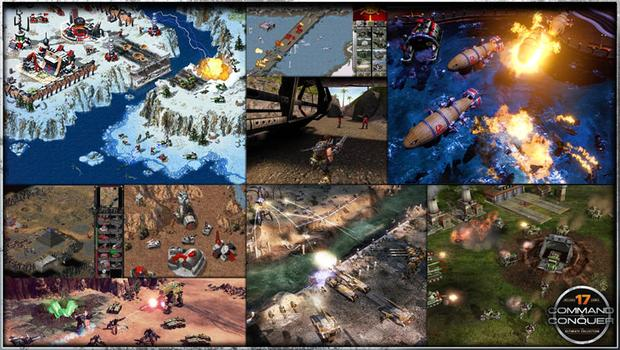 Command and Conquer Ultimate Edition (NA) on PC screenshot #1