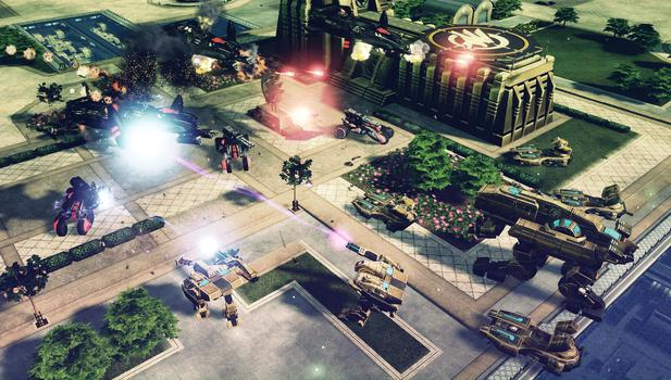 Command & Conquer 4: Tiberian Twilight (NA) on PC screenshot #4