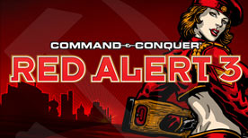 Command & Conquer Red Alert 3 (NA)