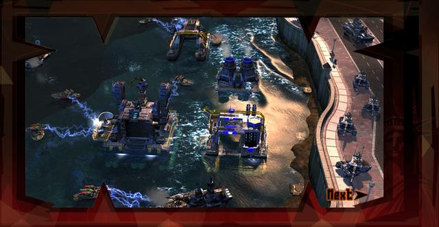 Command & Conquer: Red Alert 3 (NA) on PC screenshot #3