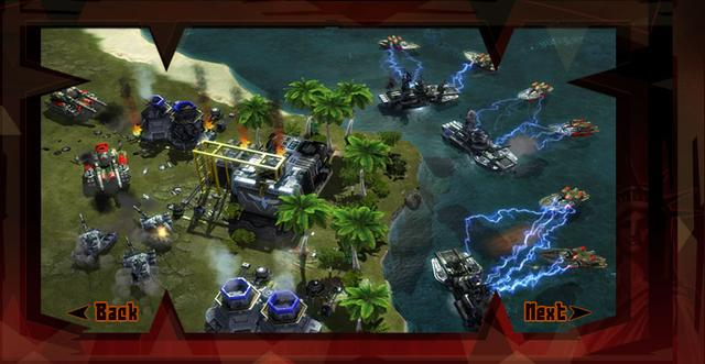 Command & Conquer: Red Alert 3 (NA) on PC screenshot #2