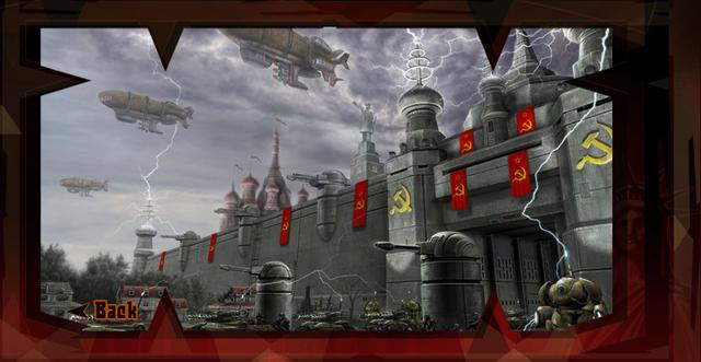Command & Conquer: Red Alert 3 (NA) on PC screenshot #1