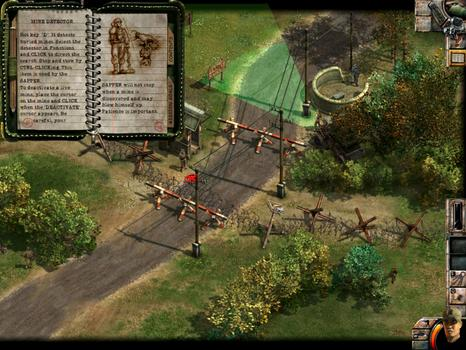 Commandos 2: Men of Courage on PC screenshot #2
