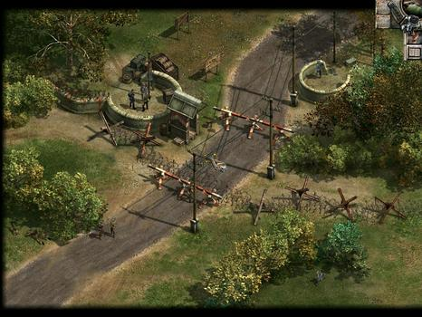Commandos: Beyond the Call of Duty on PC screenshot #1