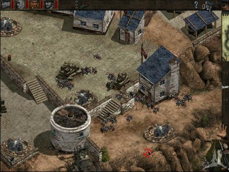 Commandos: Beyond the Call of Duty on PC screenshot #2