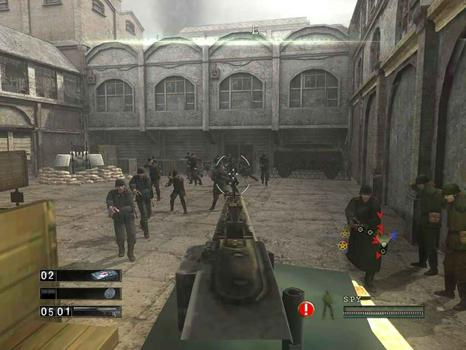 Commandos: Strike Force on PC screenshot #1