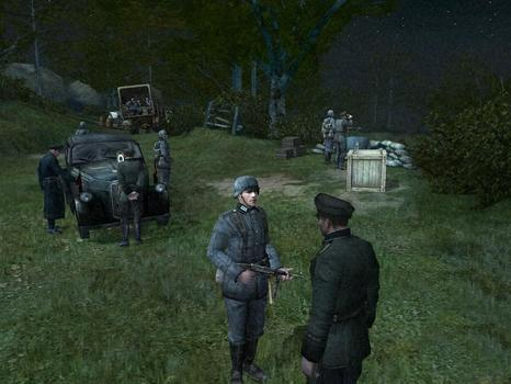Commandos: Strike Force on PC screenshot #3