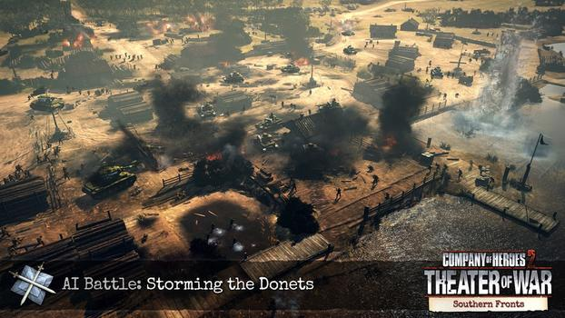 Company of Heroes 2: Southern Fronts DLC on PC screenshot #10