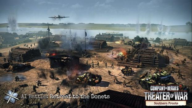 Company of Heroes 2: Southern Fronts DLC on PC screenshot #8
