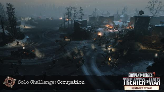 Company of Heroes 2: Southern Fronts DLC on PC screenshot #6