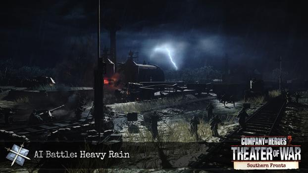Company of Heroes 2: Southern Fronts DLC on PC screenshot #3