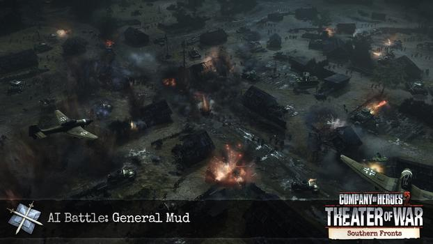 Company of Heroes 2: Southern Fronts DLC on PC screenshot #2