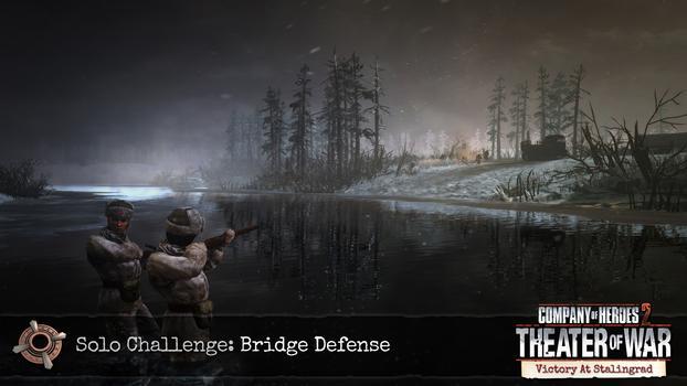 Company of Heroes 2: Victory at Stalingrad DLC on PC screenshot #10