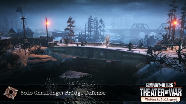 Company of Heroes 2: Victory at Stalingrad DLC on PC screenshot #9
