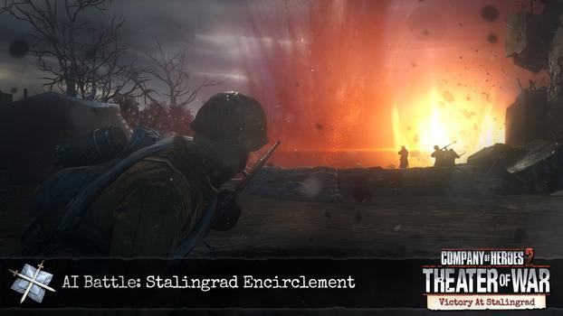 Company of Heroes 2: Victory at Stalingrad DLC on PC screenshot #7
