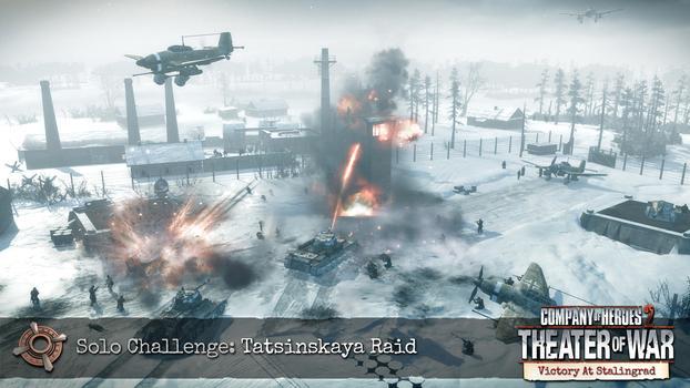 Company of Heroes 2: Victory at Stalingrad DLC on PC screenshot #4