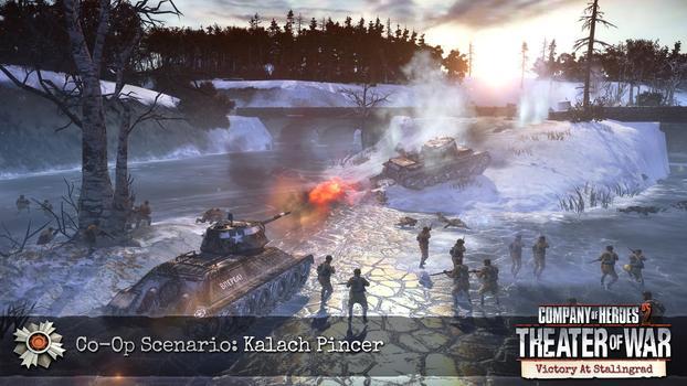 Company of Heroes 2: Victory at Stalingrad DLC on PC screenshot #3