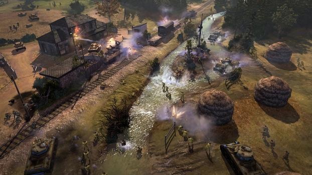 Company of Heroes 2™: The Western Front Armies on PC screenshot #4