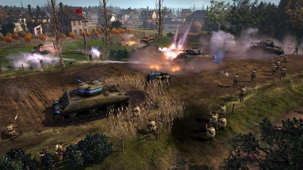 Company of Heroes 2™: The Western Front Armies on PC screenshot #3