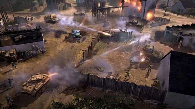 Company of Heroes 2™: The Western Front Armies on PC screenshot #2