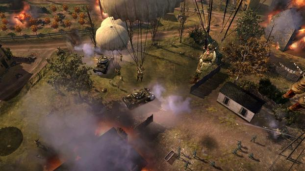 Company of Heroes 2™: The Western Front Armies on PC screenshot #1